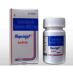 Hepcinat 400 Tablets