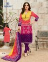 Mix Casual Wear Deeptex cotton salwar kameez, Packaging Type: Plastic Bag