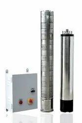 1hp Solar BLDC Pumpset