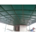 Pvc Roof Top Shed
