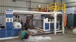 BUBBLE SHEET LINE - INDIA