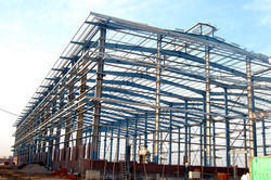 Concrete & Steel Commercial & Industrial Building Construction Projects