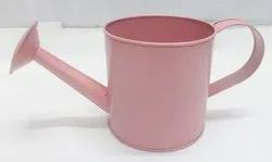 Galvanized Watering Can Colored