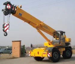 Escorts F-15 (franna) Hydra Mobile Crane Rental, Capacity: 10-15 Ton