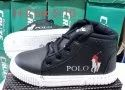 Party Wear Black And White Kids Fashion Shoes