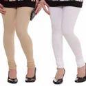 Cotton Plain Leggings