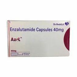 40 Mg Enzalutamide Capsules