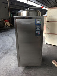 Stainless Steel Single Drum Autoclave