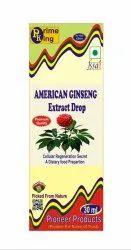 American Ginseng Drop