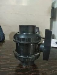 hdpe gokul brand flow control valve, For Water
