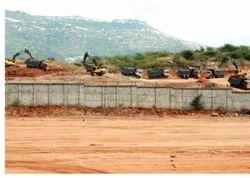 Industrial Parks Construction Service