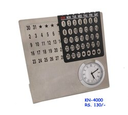 Desktop Calender Clock
