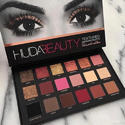 Huda Beauty Rose Edition Matte Eye Shadow Pallet, For Personal And Parlour