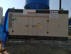 25 Kva Silent Diesel Generator Powered By Eicher, For Industrial, 3-phase