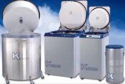 K Series Cryostorage Freezers for Laboratory