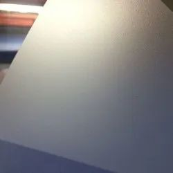 Transparent Matt PVC Sheets
