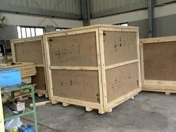 Industrial Wooden Export Packaging Boxes