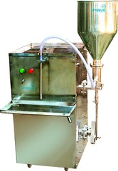 HAND WASH FILLING MACHINE