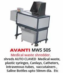 Biomedical Waste Shredder Machine