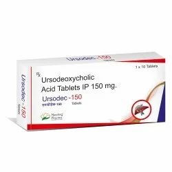 Ursodec 150 - Ursodeoxycholic Acid 150mg