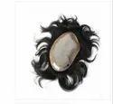 9x6 Inch Silk Base Men Hair Patch
