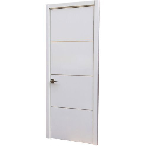 White Pvc Door At Rs 480 Square Feet Himmat Nagar Jaipur Id