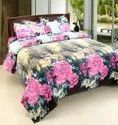 Bed Sheets (Glace Cotton)