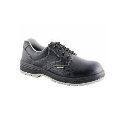 lancer tp 202 dd steel toe black safety shoes