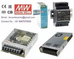 Meanwell AC to DC Power Supply