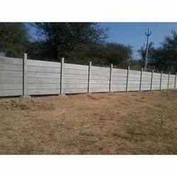Compound Boundary Wall