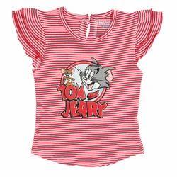 Girl Cotton Kids Girls T-shirts