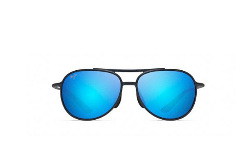 a7c78a37ce4b Alelele Bridge Matte Blue Sunglasses at Rs 15490 /piece | Dark ...