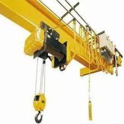 Single Gurder Eot Crane