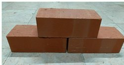 Exposed Wirecut Bricks