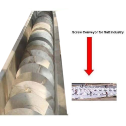 Salt Screw Conveyor