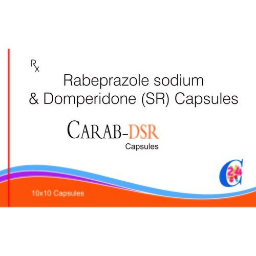 Rabeprazole Sodium And Domeridone Capsules