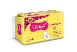 Maxi 7 Pad Sanitary Napkins
