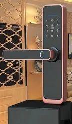 Finger Print Door Lock - Biometric Lock