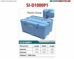 INSULATED HDPE CONTAINER
