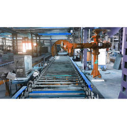 Fully Automatic Sand Moulding Lines
