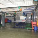 Steel Structures for Automobile Showrooms