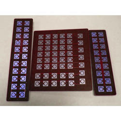 PCB Keypad (Brown)