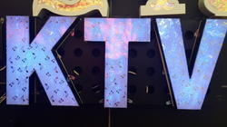 Led Crystal Letters