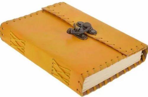 Leather Handmade Travel Journal