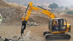 Rock Breaker Rental Services