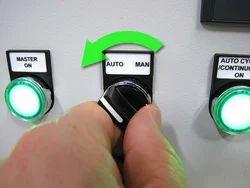 Manual Auto Panel