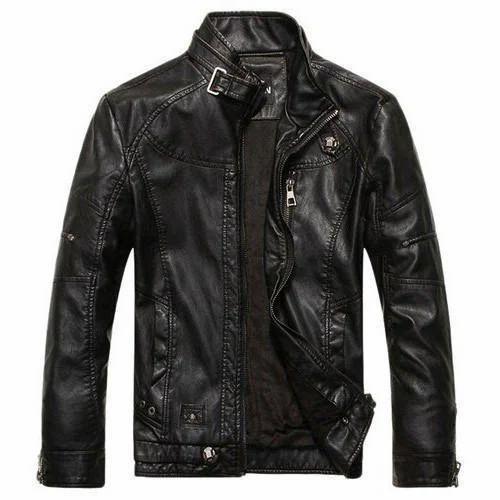 Large And XL Black Men  s Stylish Jacket 01adae6b0af6
