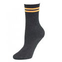 Woolen Black School Socks