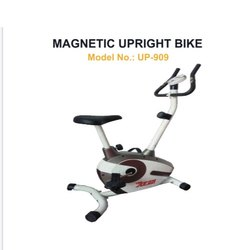 UP 909 Magnetic Upright Bike