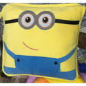 Minion Blanket Pillow